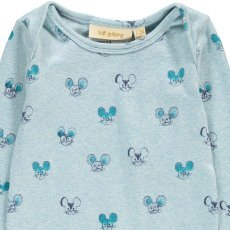 Soft Gallery Mouse Heads Ben Romper-listing