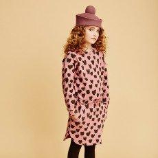 Soft Gallery Hearts Elsa Sweat Dress-listing