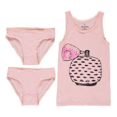 Soft Gallery Vest   2 Knickers Perfume Set-listing