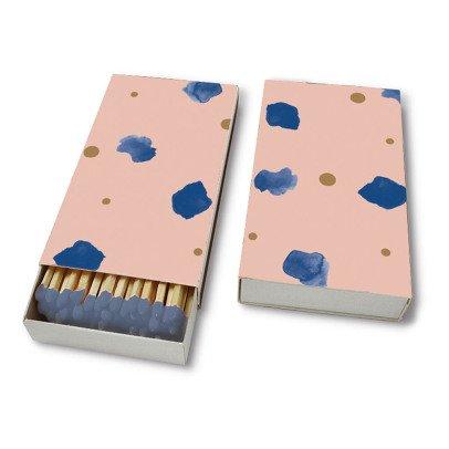 Klevering Caja de cerillas Memphis Rosa-listing