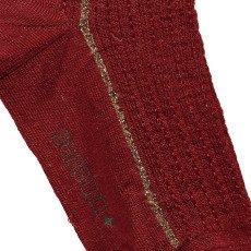 Sessun Chaussettes Côtelées Détails Lurex Ewloe-listing