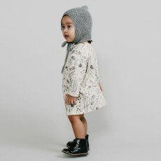 Rylee + Cru Robe Oversize Fleurs-listing