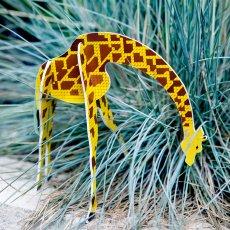 Studio Roof Carte à construire girafe-listing