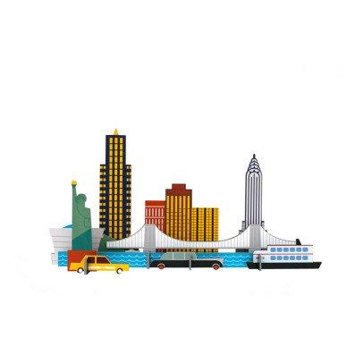 Studio Roof Città da costruire New-York-listing