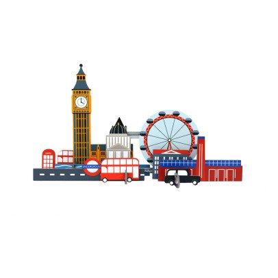 Studio Roof Città da costruire Londra-listing