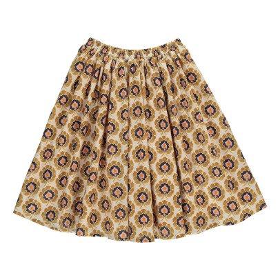 Poppy Rose Pixie Floral Skirt-listing