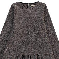 Poppy Rose Moira Tweed Dress-listing