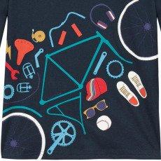 Paul Smith Junior T-shirt Pièces Détachées Vélo Météor-listing