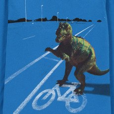 Paul Smith Junior T-shirt Dinosaure Moby-listing