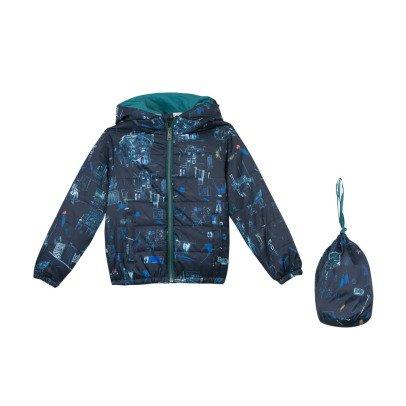 Paul Smith Junior Manu Drawings Light Down Jacket-listing