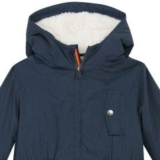 Paul Smith Junior Fur-Lined Mathias Parka-listing