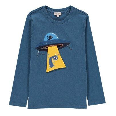 Paul Smith Junior T-shirt Ovni Mint-listing