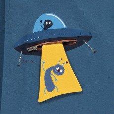 Paul Smith Junior Mint Green UFO T-Shirt-listing