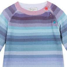 Paul Smith Junior Striped Malia Dress-listing