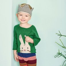 Oeuf NYC Rabbit Alpaca Wool Baby Jumper-product