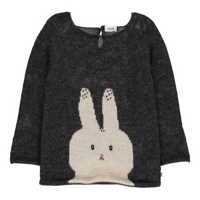 Oeuf NYC Rabbit Alpaca Wool Baby Jumper-listing
