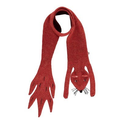 Oeuf NYC Squirrel Alpaca Wool Baby Scarf-product