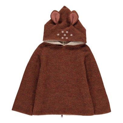 Oeuf NYC Abrigo Lana Baby Alpaca Bambi-listing