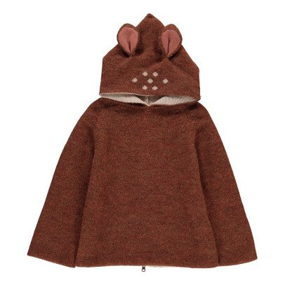Oeuf NYC Bambi Alpaca Wool Baby Burnous-listing