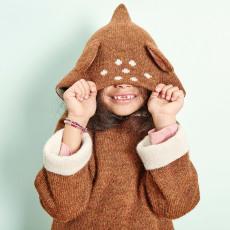 Oeuf NYC Burnou Baby Alpaga Bambi-listing