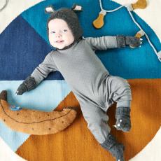 Oeuf NYC Moufles Baby Alpaga Chat-listing