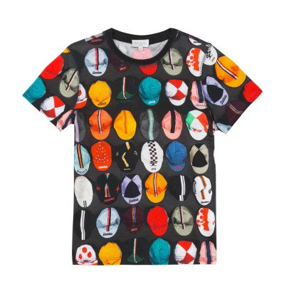 Paul Smith Junior Caps Moe T-Shirt-listing