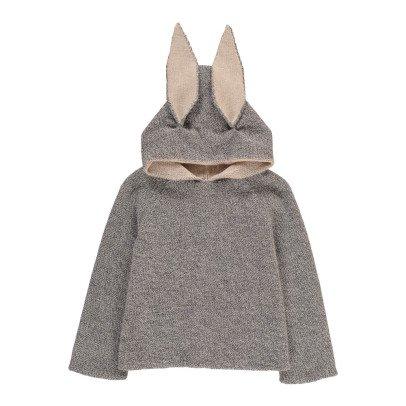 Oeuf NYC Abrigo Lana Baby Alpaca Conejo-listing