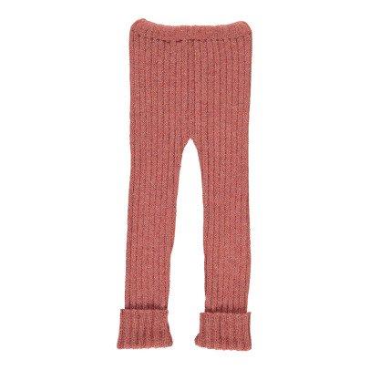 Oeuf NYC Everyday Alpaca Wool Rib Baby Trousers-product