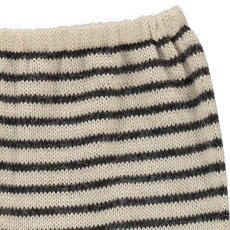 Oeuf NYC Hammer Alpaca Wool Stripe Baby Harem Trousers-listing