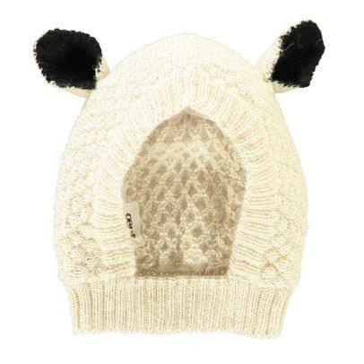 Oeuf NYC Cagoule Baby Alpaga Mouton-listing