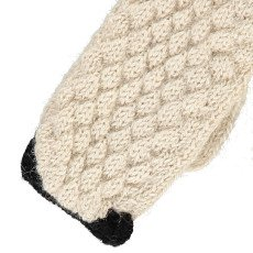 Oeuf NYC Sheep Alpaca Wool Baby Mittens-product