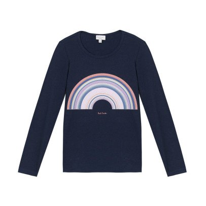 Paul Smith Junior Rainbow Mikki T-Shirt-listing