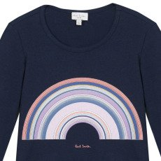 Paul Smith Junior T-shirt Arc-en-Ciel Mikki-listing
