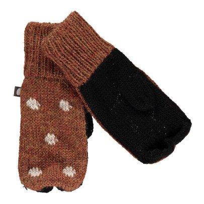 Oeuf NYC Bambi Alpaca Wool Baby Mittens-product