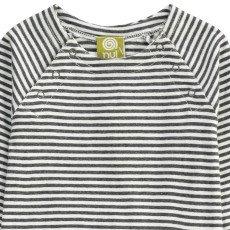 Nui Grant Striped Organic Cotton Jumpsuit-listing