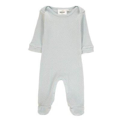 Moumout Pijama Nido de Abeja Bobo-listing