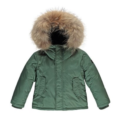 Finger in the nose Snowtrip Fur Jacket-product