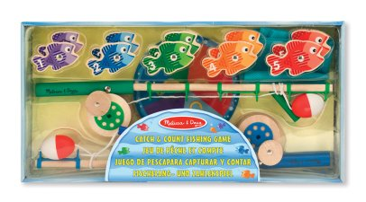 Melissa & Doug Juego de pesca Multicolor-listing