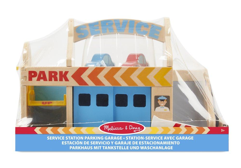 Melissa & Doug Garage et station service Multicoloured-product