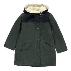 product-Morley Two-Tone Fur-Lined Josy Parka