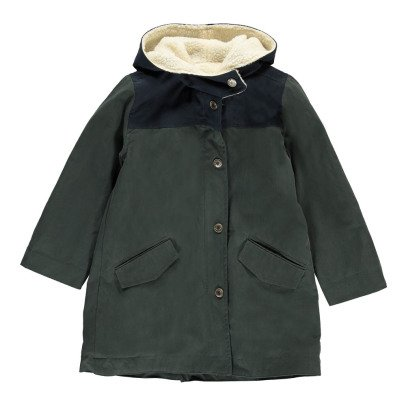 Morley Two-Tone Fur-Lined Josy Parka-listing