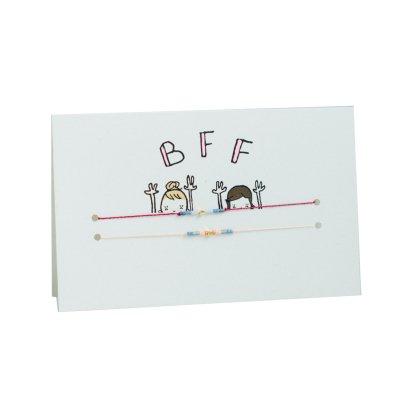 Mathilde Cabanas Bracelet BFF - Collab Sofie Ju Multicolore-listing