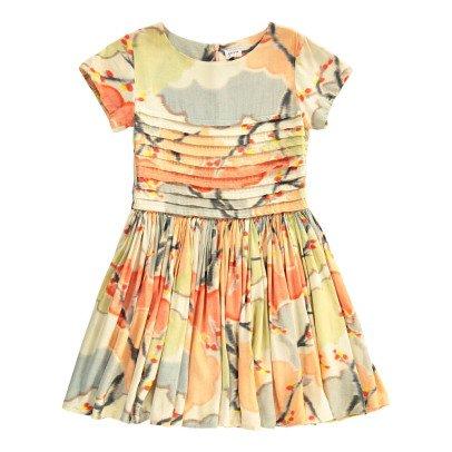 Morley Robe Fleurs Plissée Delsa-listing