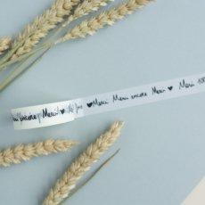 Mathilde Cabanas Masking tape Merci bunt -listing