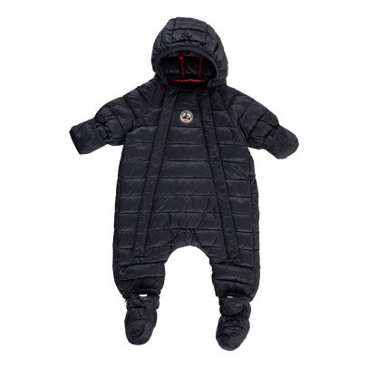 Jott Hooded Winter Baby Sleepsuit-listing