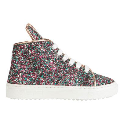 Minna Parikka Sequined bunny trainers-listing