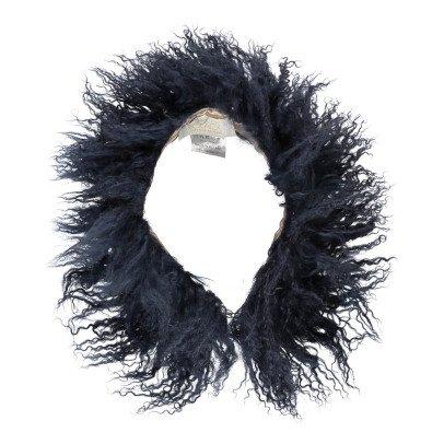 Cuello Piel de Mongolia