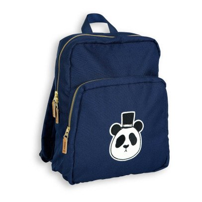 Mini Rodini Panda Backpack-listing