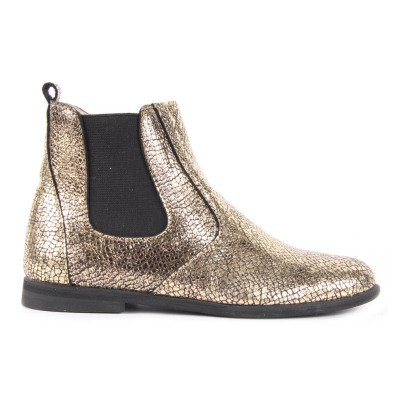 Manuela de Juan  Constance Leather Chelsea Boots with Zip-listing