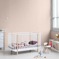 Oliver Furniture Lit bébé évolutif 70x140 cm en chêne-product
